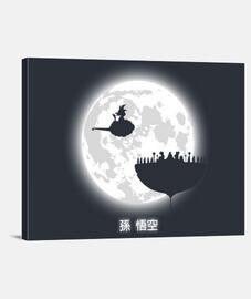 méfiez-vous de la pleine lune! (v2)