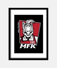 melmac fried kitten (alf)