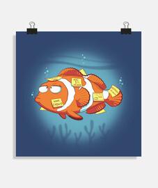 Memoria pez