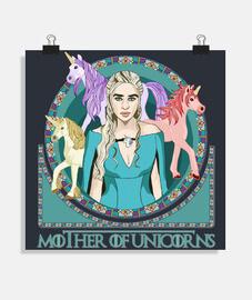mère de licornes