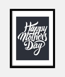 mères heureux day ii blanc