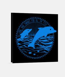 messaggio da delfini