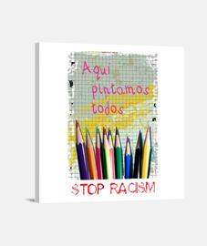 mettre fin au racisme