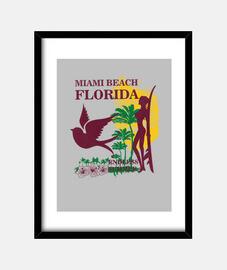 Miami beach Florida endless summer