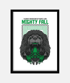 Mighty fall