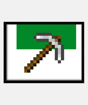 Minecraft Pickaxe (NIÑO)