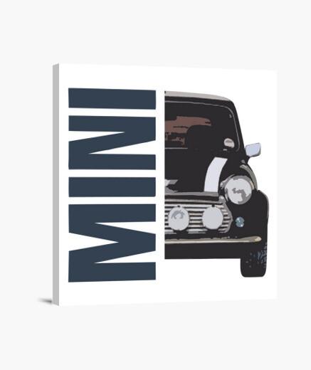 Mini M lienzo