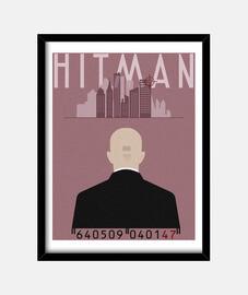 Minimaliste Hitman