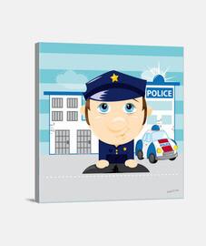 minkids policía