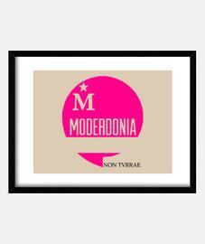 Moderdonia Lienzo