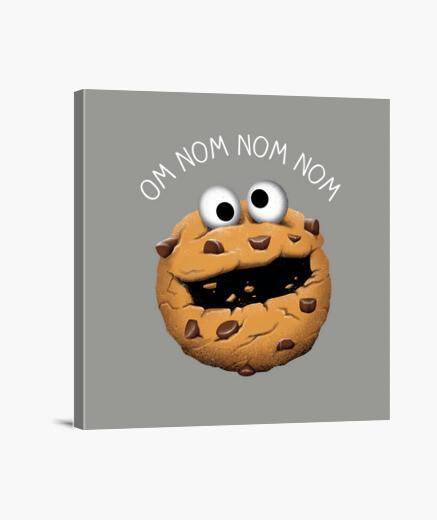 Lienzo Monster Cookie