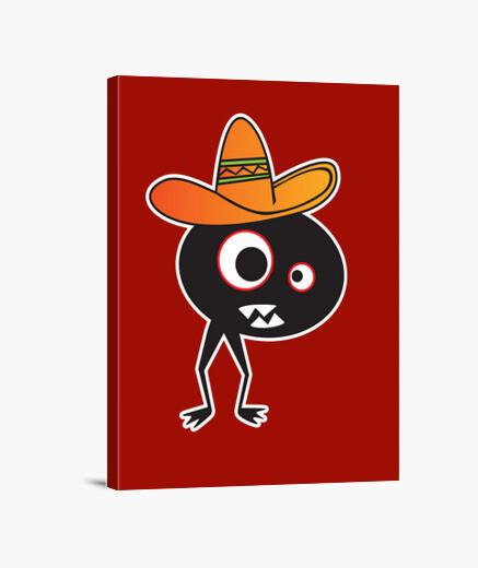 Tableau monstre mexicain