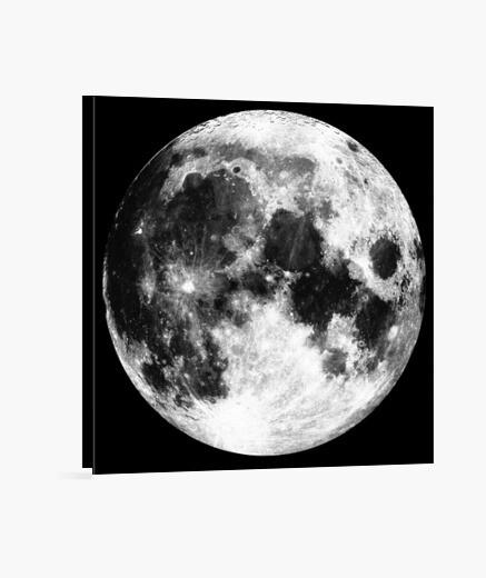 Moon Lienzo