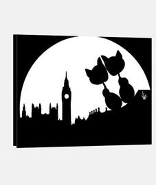 Moon Love cats Londres