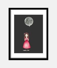 Moonwanter Print