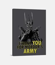 mordors armée