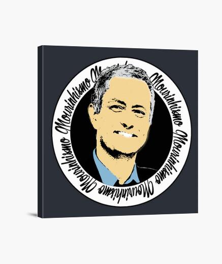Lienzo Mourinhismo 2