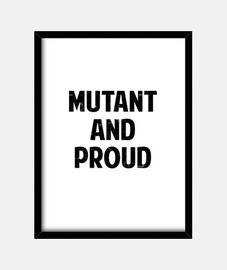 mutante e orgoglioso