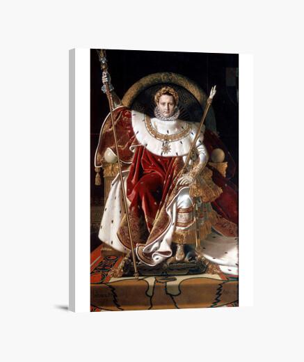 Lienzo Napoleon Bonaparte