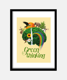 nature - green consciousness - green thinking