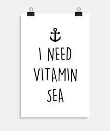 necesito vitamina mar