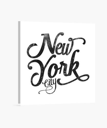 Lienzo New York City