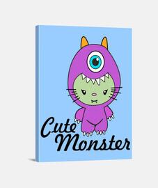 niedliche monster