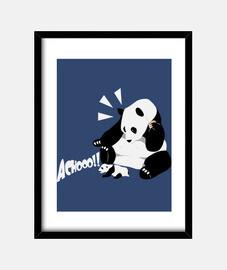 niesende panda