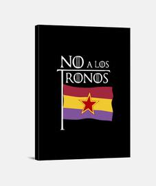 No a los tronos 4