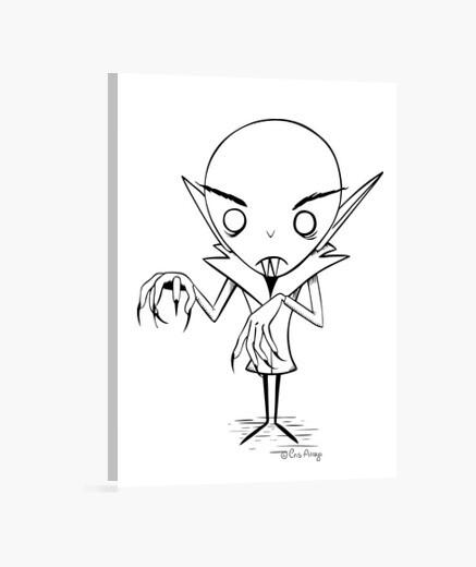 Nosferatu - Lienzo