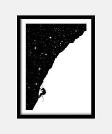 notte arrampicata