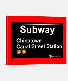 nouvelle station de métro york