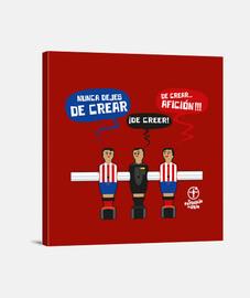 Nunca Dejes de Creer en el Atlético de Madrid