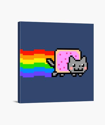 Lienzo Nyan Cat