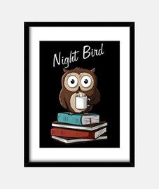oiseau de nuit