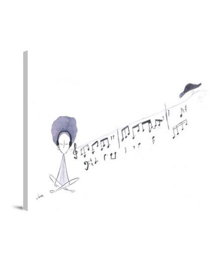 Voir Toiles musique
