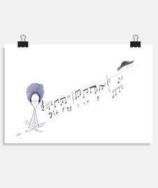 Olenca y la música