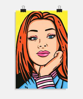 orange is the new black fumetti pop art orange is the new black