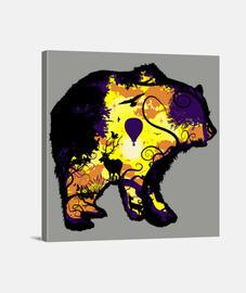 oso (40 x 40 cm)