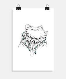 oso poético