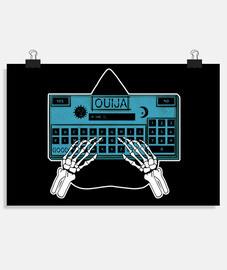 Ouija board (azul)