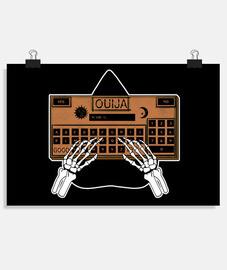 Ouija board (naranja)