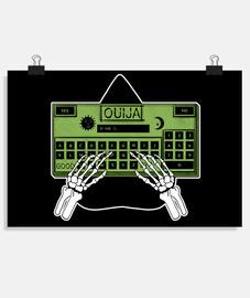 Ouija board (verde)