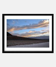 Paisaje de Death valley