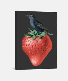 Pájaro fresa