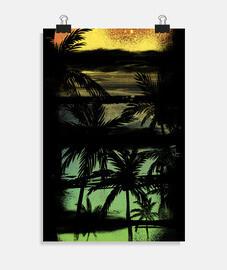 palme da spiaggia