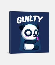 Panda culpable