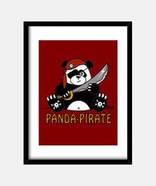 Panda Pirate, Tete de mort