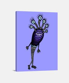 pantalon fantaisie monstre drôle