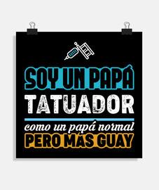 Papá Tatuador